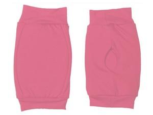 Наколенник для гимнастики и танцев Индиго, цвет розовый, размер L, Артикул 08697