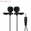 Петличный микрофон Ulanzi DualMic-6M