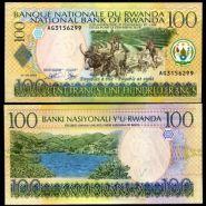 Руанда - 100 Франков 2003 UNC