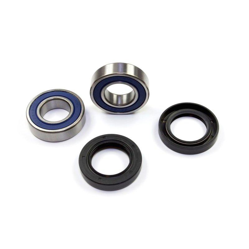 Подшипники и сальники ступицы колеса для Yamaha, Kawasaki, Suzuki, 25-1403 All Balls Racing