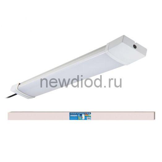 Светильник светодиодный влагозащищенный ULT-Q219 36W 6500K IP65 WHITE Volpe