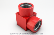 Угольник муфтовый УМ 89x89-105 ст 40хн2ма