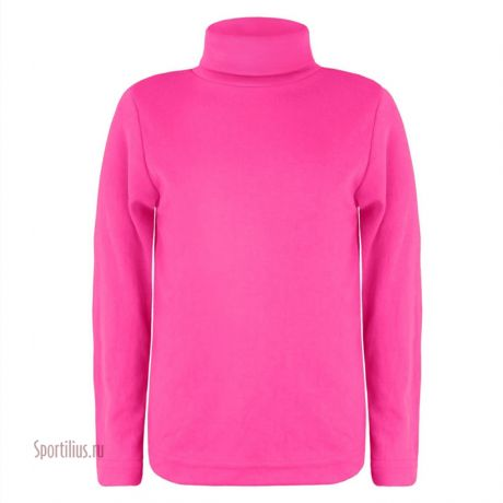 Водолазка розовая для девочки