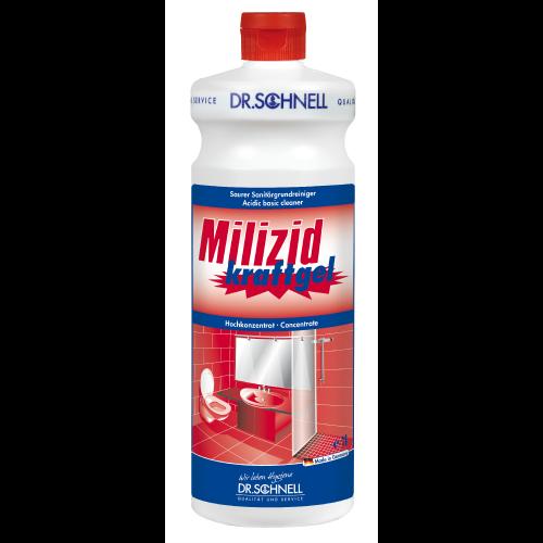 Dr.Schnell Milizid Kraftgel (Крафтгель) Кислотное средство для очистки, 1 л