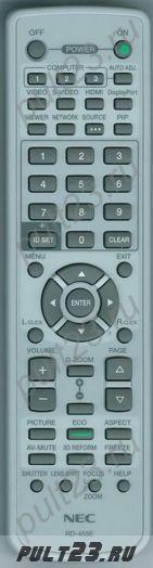 NEC RD-455E, PA600X, PA500X, PA550W