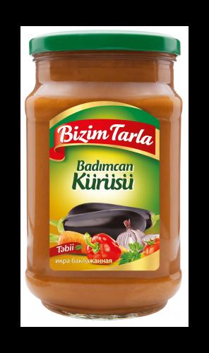 Badımcan kürüsü «BIZIM TARLA» 300 gr