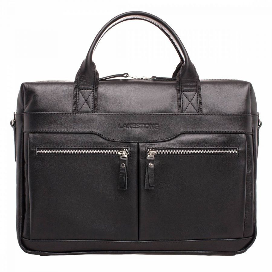 Деловая сумка Lakestone Dorset Black