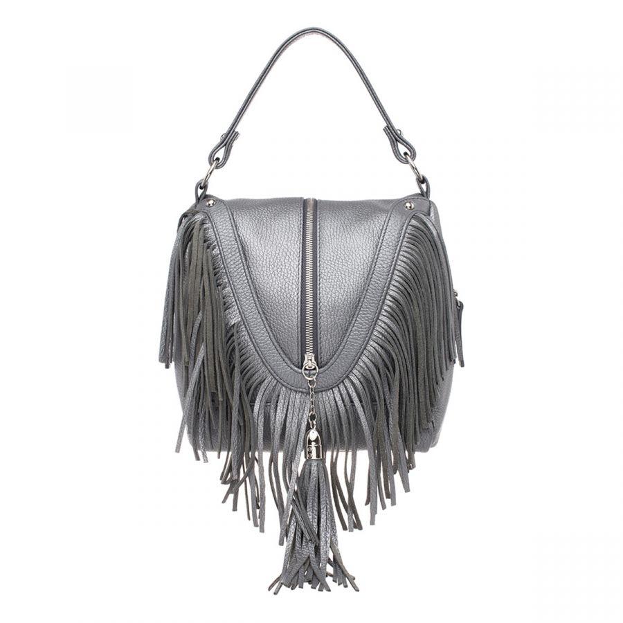 Женская сумка Lakestone Raymill Silver Grey