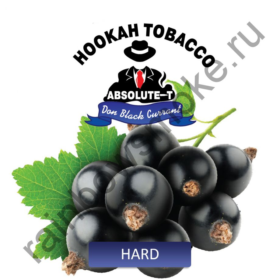 Absolute -T Hard 100 гр - Don Black Currant (Черная Смородина)