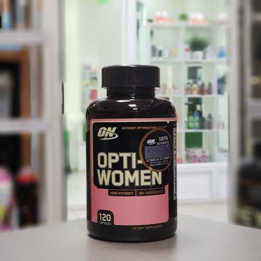 Optimum Nutrition - Opti-women (120 капс.)