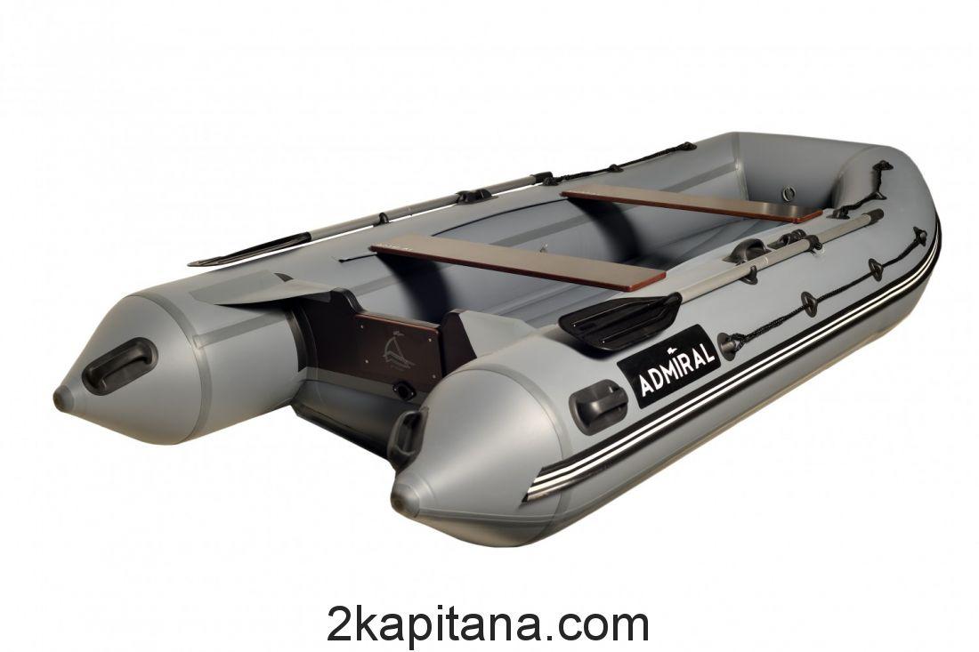 Лодка Адмирал ПВХ 350 НДНД