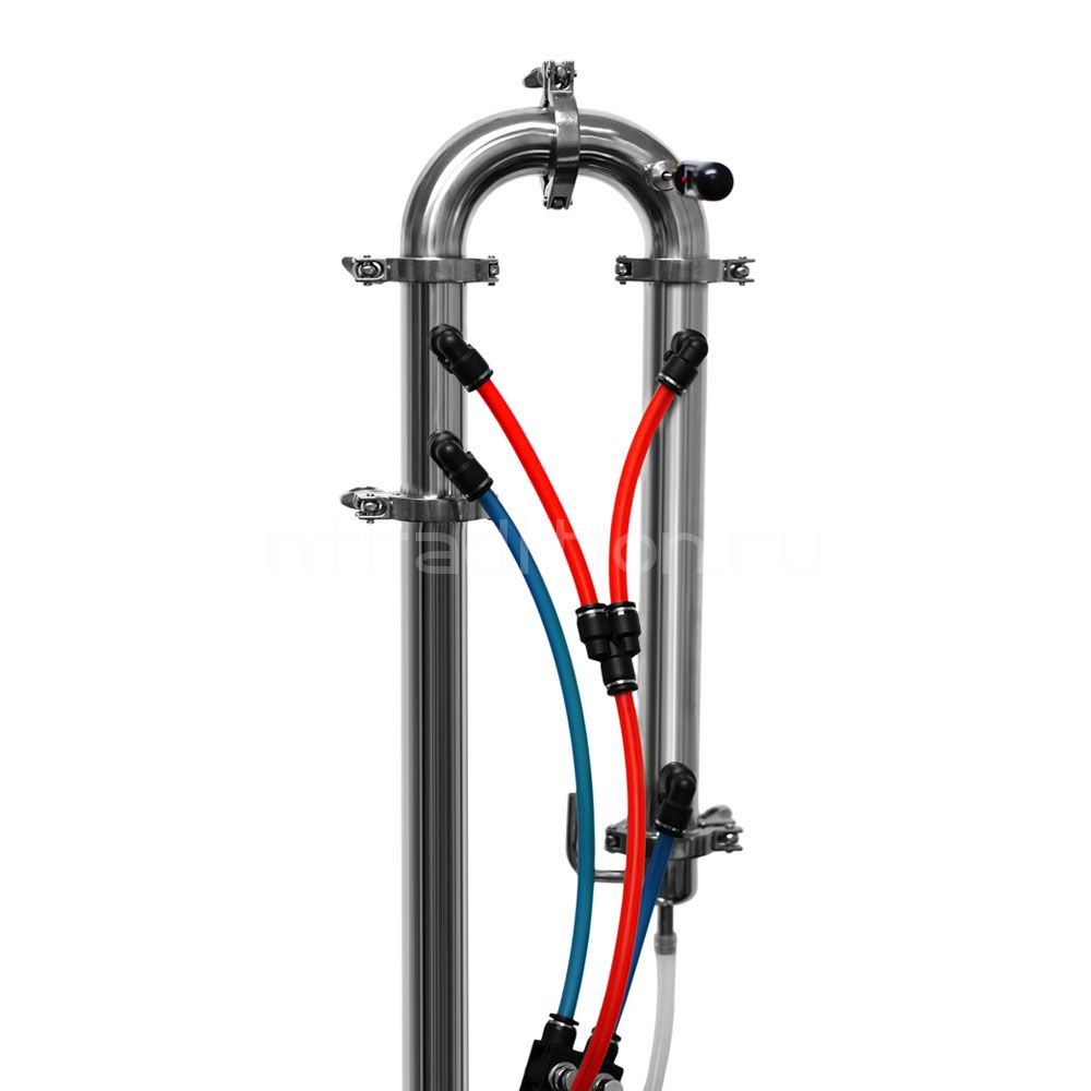 Комплект подключения и регулировки подачи воды