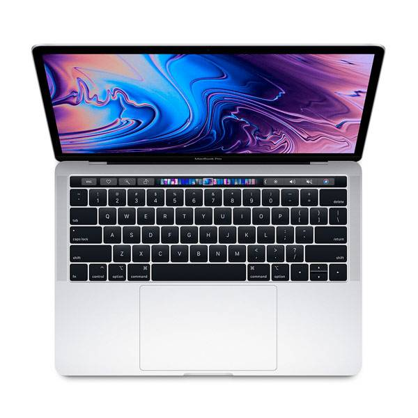 MacBook Pro 2018 Touch Bar/13.3inch/i5/512Gb SSD/8Gb Ram/Silver/MR9V2