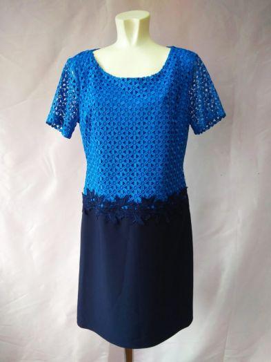 Платье ELEMENTS синее