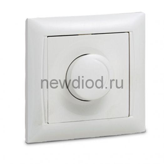 Диммер 600Вт VALENZO белый 6111 IN HOME