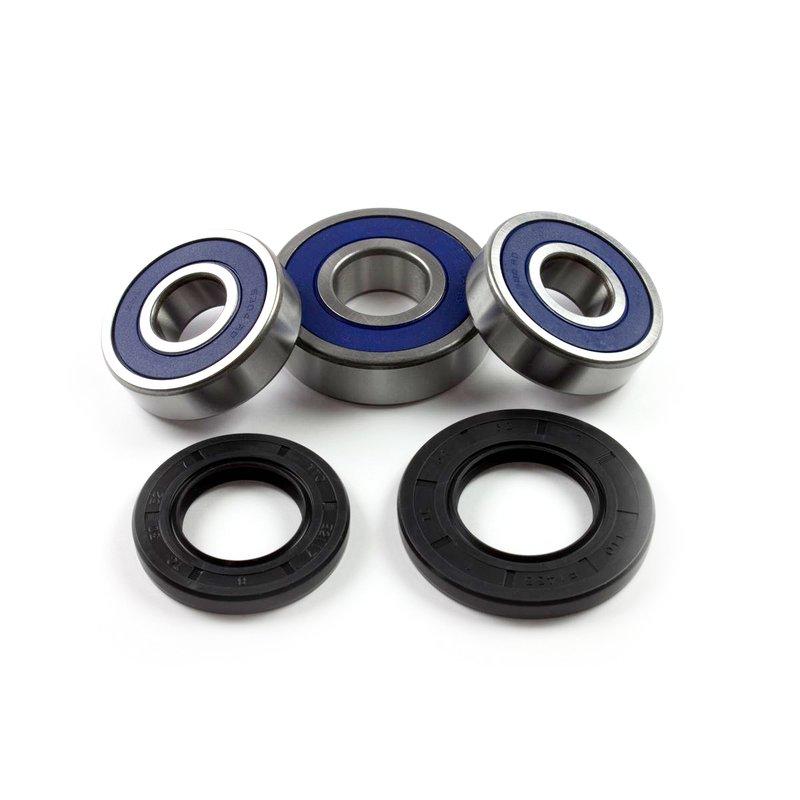 Подшипники и сальники ступицы колеса для Honda, 25-1358 All Balls Racing