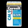 Клей для плитки Ceresin CM 9 плюс, 25 кг