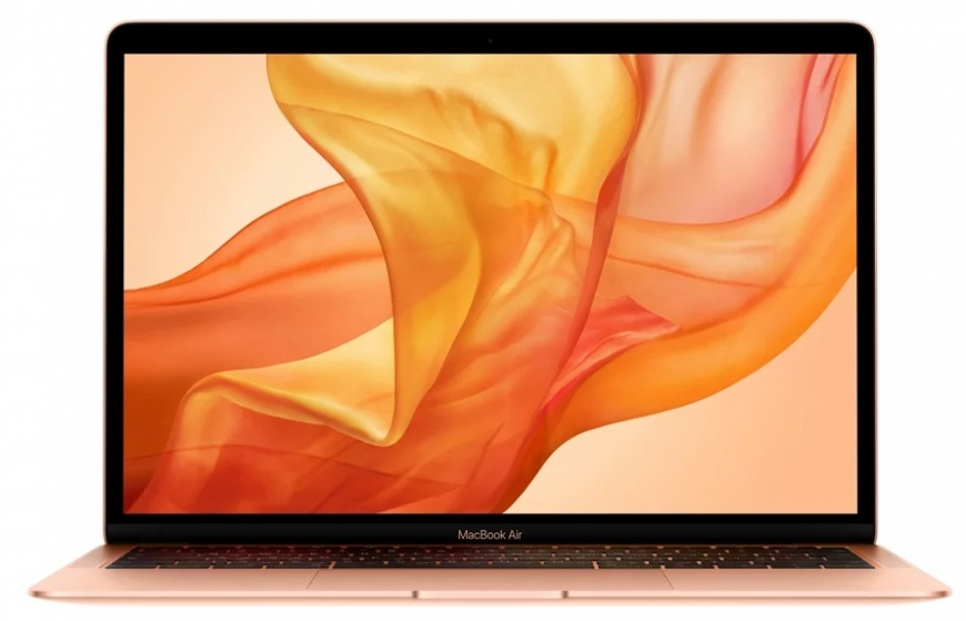 MacBook Air 2019 Retina/13,3inch/i5/256Gb SSD/8Gb Ram/Gold/MVFN2