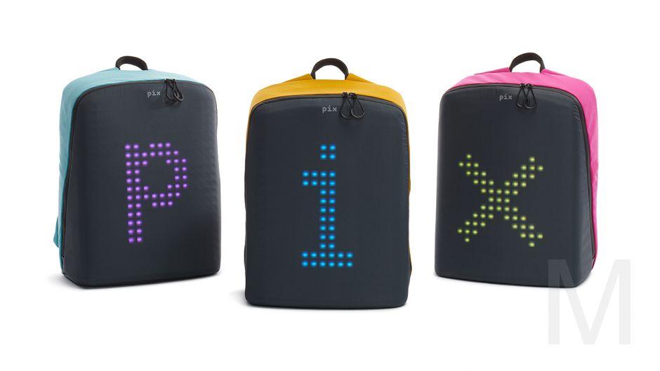 LED Рюкзак