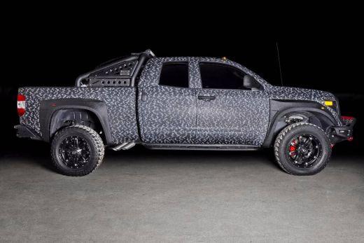 Расширители арок для Toyota Tundra 2014 Pro Comp