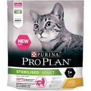 Pro Plan Sterilised (с курицей) для стерилизованных кошек с чувствительным пищеварением (400 г)