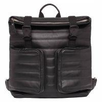 Рюкзак из кожи Lakestone Parson Black
