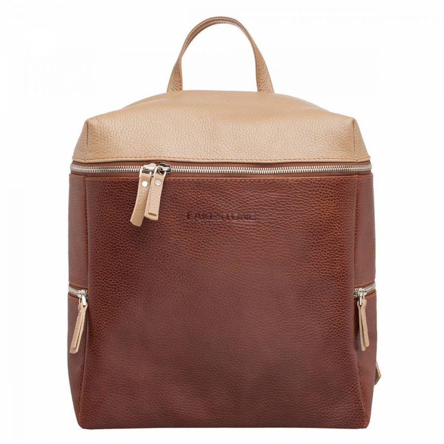 Женский рюкзак Lakestone Gipsy Chestnut