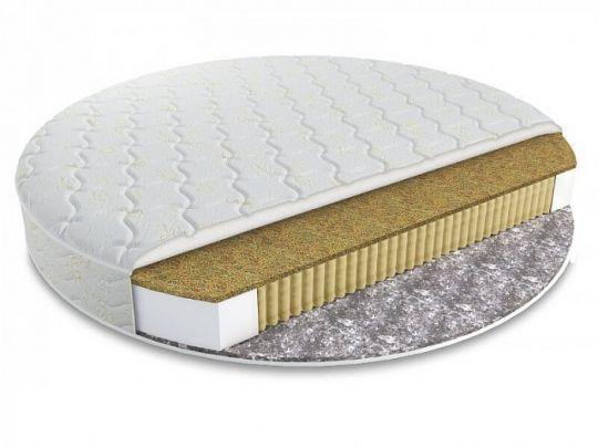 Матрас Askona  Sleep Style  Form круглый