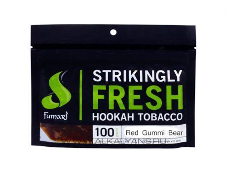 FUMARI - RED GUMMI BEAR (КРАСНЫЙ ЖЕЛЕЙНЫЙ МИШКА)