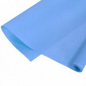 Пергамент флористический голубой / рулон 0,5*10 м