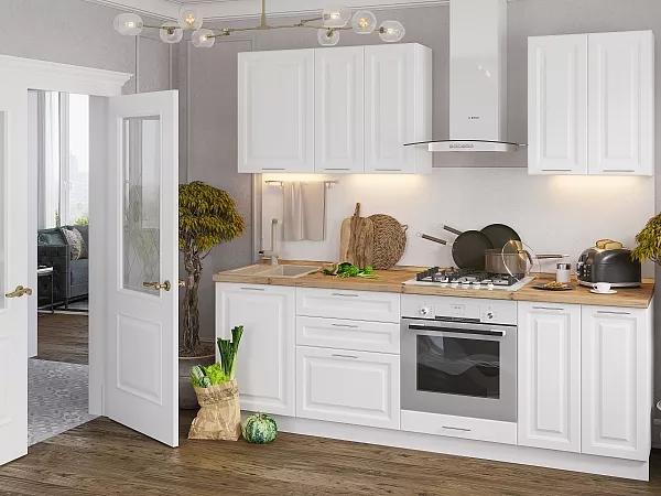 Кухня Ницца Royal-01 (Blanco)