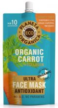 ECO Organic carrot Антиоксидантная маска для лица 100 мл