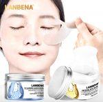 Патчи под глаза LANBENA Hyaluronic Acid Eye Mask от отеков и темных кругов 50 шт