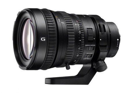 Объектив Sony FE PZ 28-135mm f/4.0 G OSS (SELP28135G)