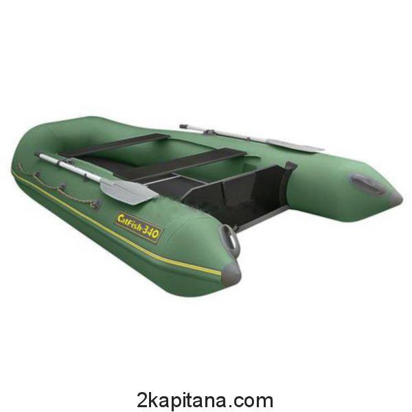 Лодка «CatFish 340»