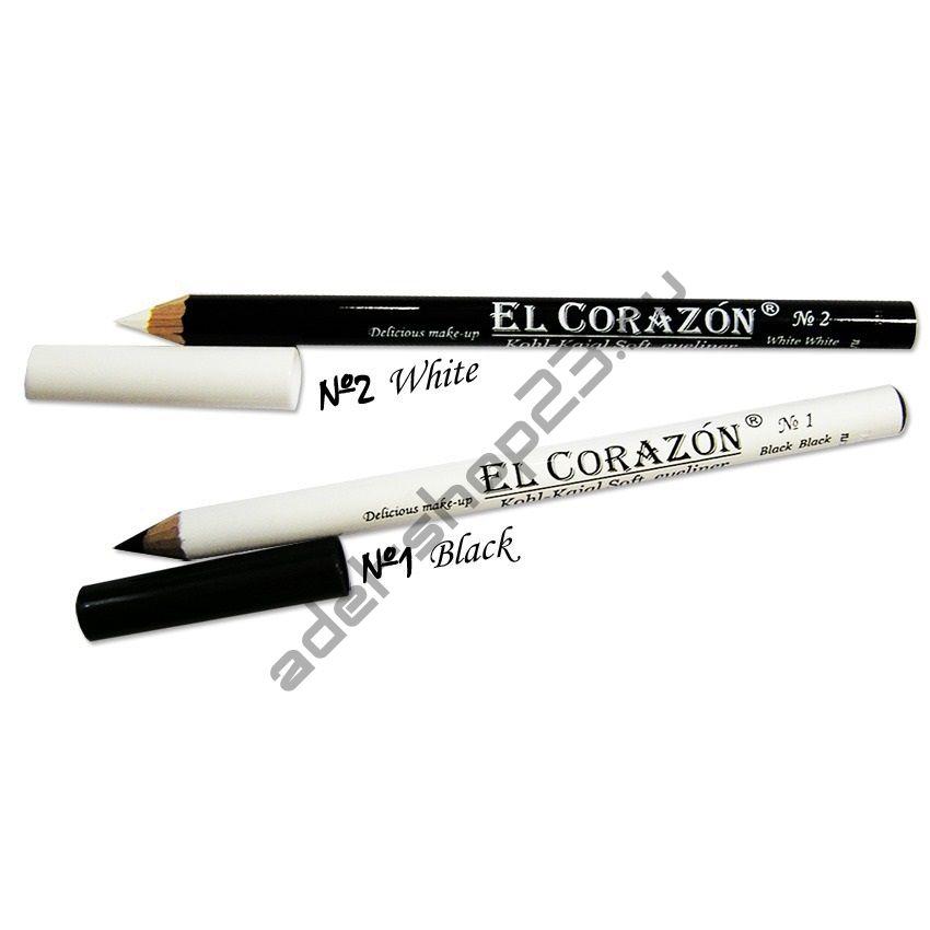 El Corazon  - Каял-карандаш для подводки внутреннего века