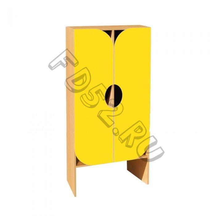 Шкаф для одежды 2-х секционный ШНД-22