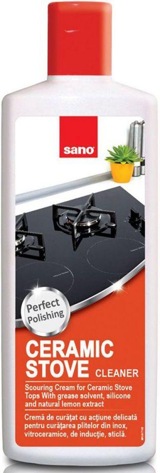 SANO Ceramic Tops cleaner средство для мытья керамических поверхностей, 300 мл