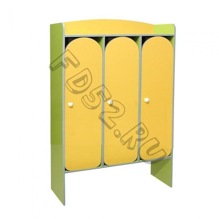 Шкаф для одежды 3-х секционный ШНД-28