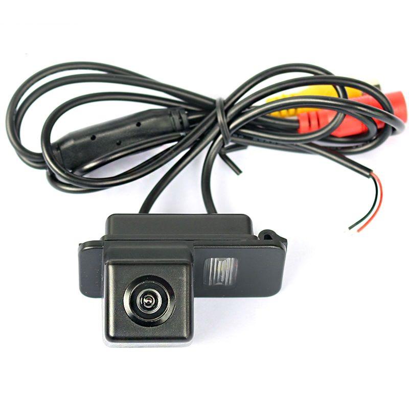Камера заднего вида Ford Fiesta (2008-2021)