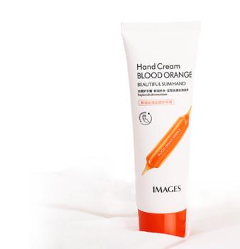 """Крем для рук """"Blood Orange"""" с маслом красного апельсина Images от «BIOAQUA».(23433)"""