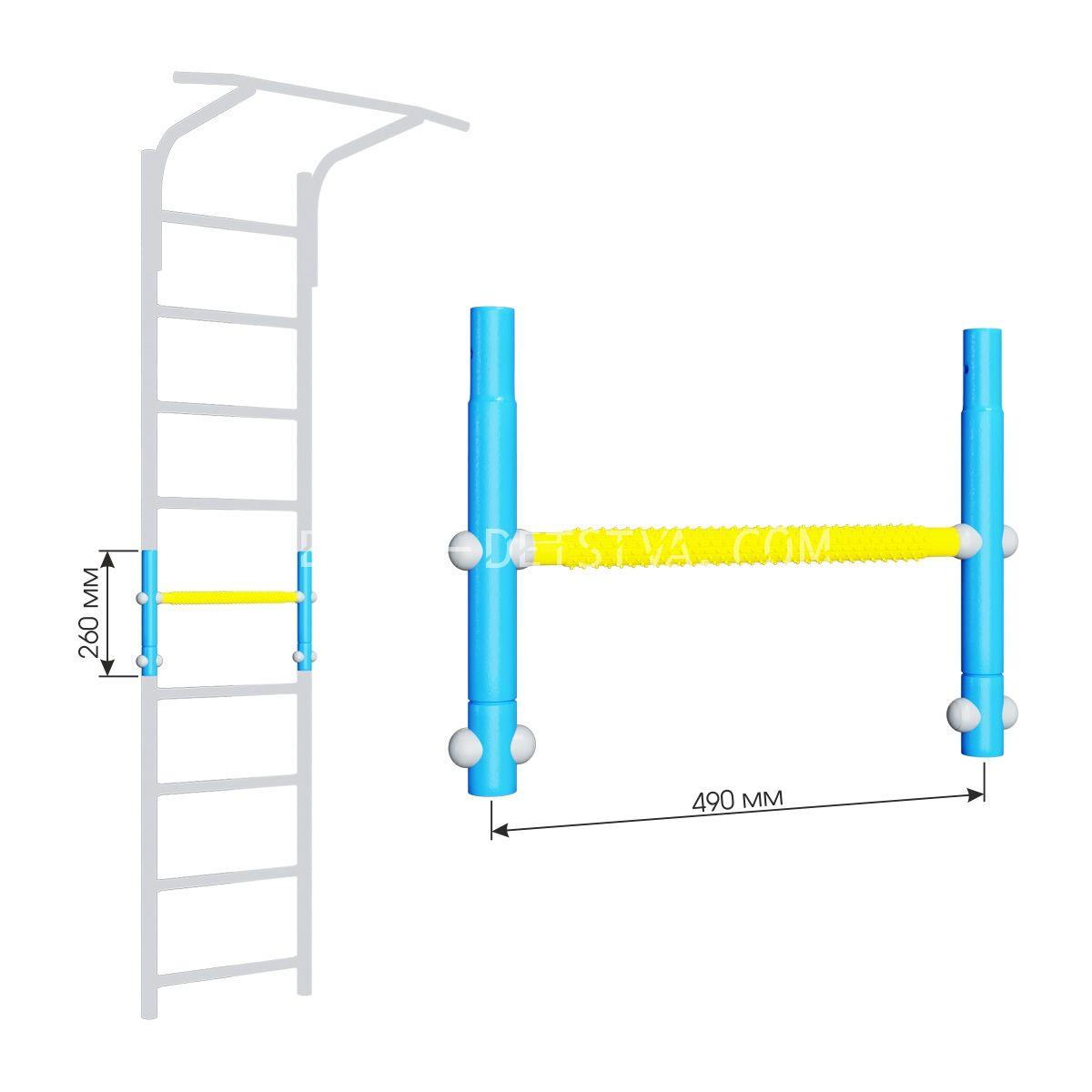 Вставка для увеличения высоты ДСКМ 490 Romana Dop9 (6.06.01)