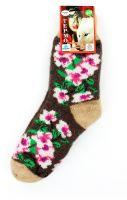 Носки женские шерстяные №NTS010