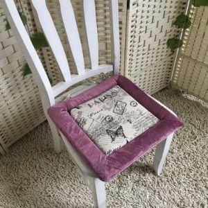 "Подушка на стул ""квадратная"" BC0007"