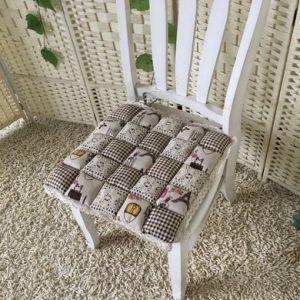 "Подушка на стул ""квадратная"" BC0017"
