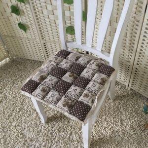 "Подушка на стул ""квадратная"" BC0018"