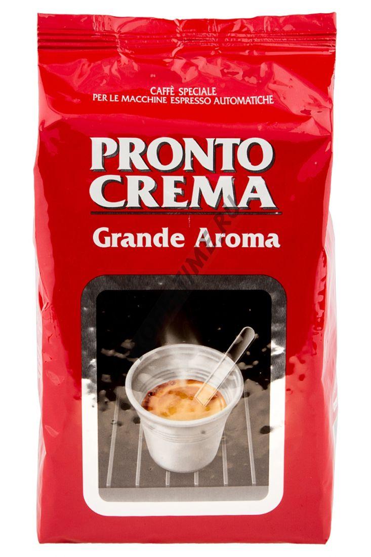 Кофе Lavazza Pronto Crema, 1 кг.