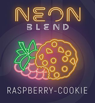 Смесь Neon - Cookie Raspberry