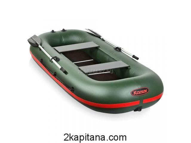Лодка надувная TUZ-280 с пайолом