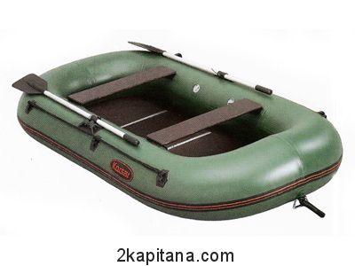 Лодка надувная TUZ-320 с пайолом